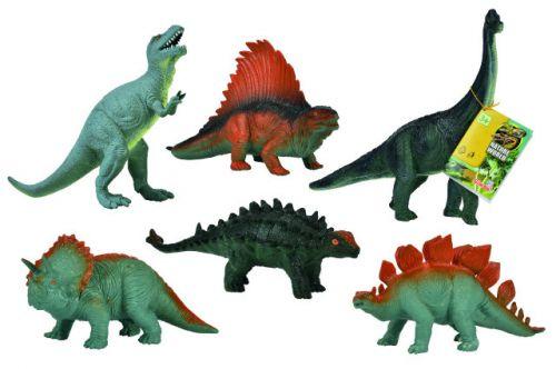 SIMBA Gumový dinosaurus 16-21 cm cena od 71 Kč