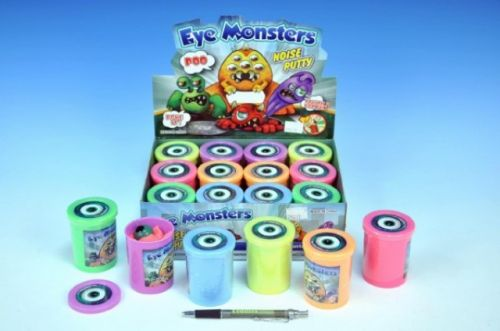 MIKRO TRADING Hmota Monsters prdící s okem v kelímku cena od 39 Kč