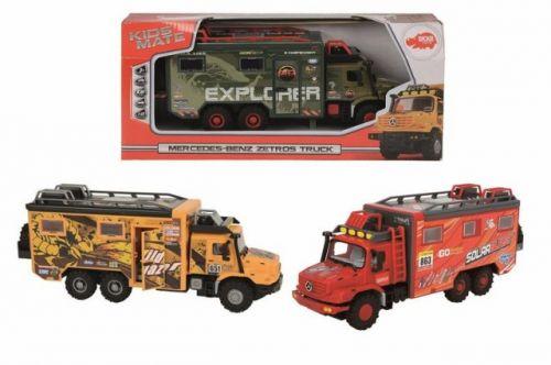 DICKIE Explorer truck 24 cm cena od 209 Kč