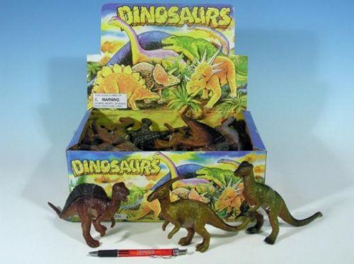 MIKRO TRADING Dinosaurus plast 21 cm cena od 25 Kč