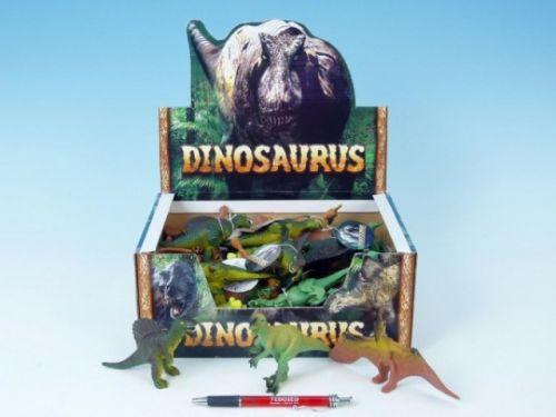 MIKRO TRADING Dinosaurus plast 12-14 cm cena od 17 Kč