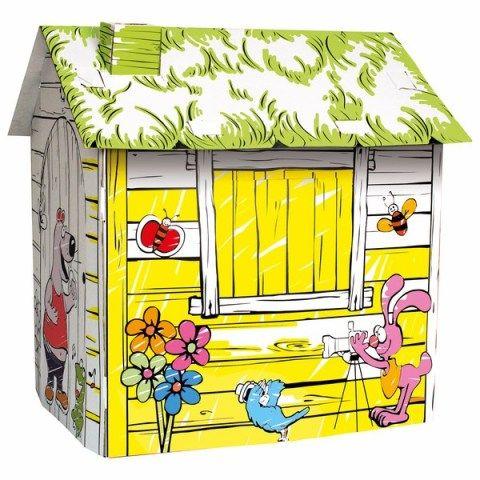 BINO Kartonový domek farma cena od 448 Kč