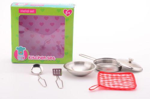 JOHNTOYS Kuchyňské kovové nádobí cena od 163 Kč