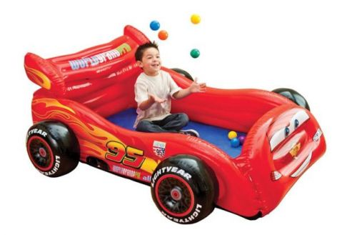 INTEX Hrací koutek Cars cena od 0 Kč