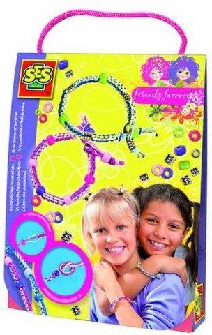 SES Výroba náramků přátelství cena od 200 Kč