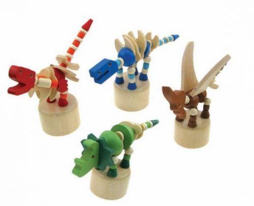WOODY Mačkačka Dinosaurus cena od 62 Kč