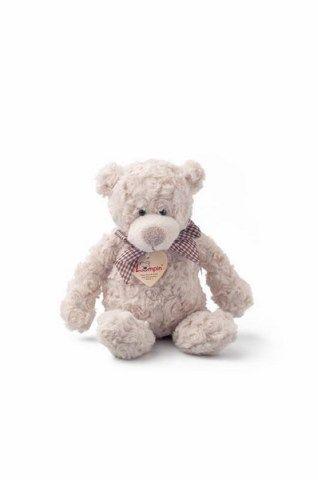 LUMPIN Medvěd Spencer s mašlí mini cena od 149 Kč