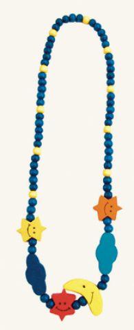 BINO Náhrdelník Měsíc a hvězdy cena od 35 Kč