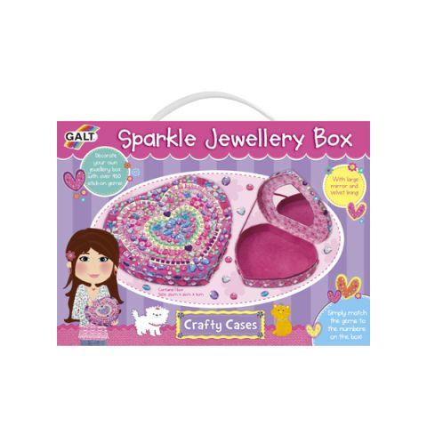 Galt: Moje dívčí šperkovnice cena od 499 Kč