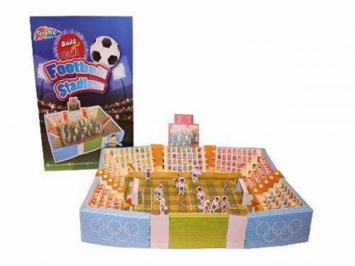 SES Papírové skládačky Fotbalový stadion cena od 55 Kč