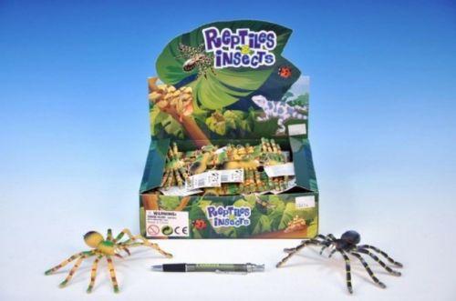 MIKRO TRADING Pavouk plast pohyblivé nohy 7x16 cm cena od 30 Kč