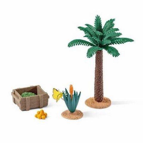 SCHLEICH Rostliny a krmivo set