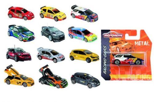 MAJORETTE Racing Collection blister cena od 62 Kč