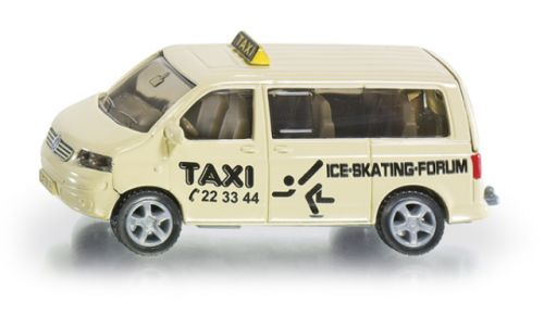 SIKU Blister Minibus TAXI VW Transporter