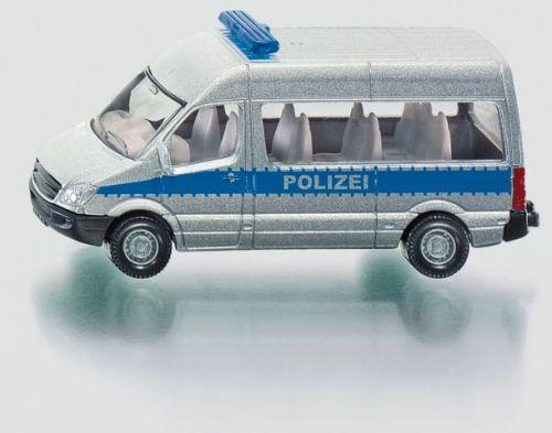 SIKU Blister policejní mikrobus cena od 59 Kč