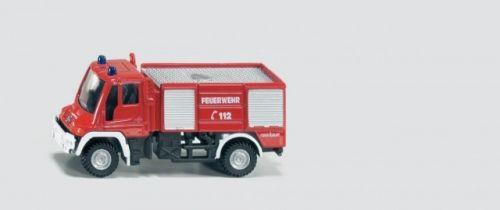 SIKU Blister požární vozidlo Unimog 1:87 cena od 78 Kč
