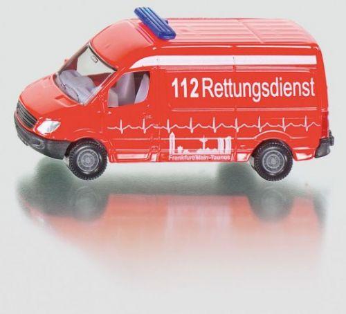 SIKU Blister Ambulance