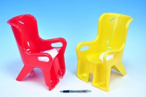 MIKRO TRADING Sedátko pro panenku s popruhem plast cena od 299 Kč