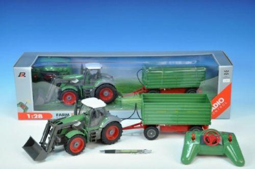 MIKRO TRADING Traktor RC s nakladačem 25 cm cena od 1299 Kč