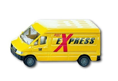 SIKU Blister poštovní dodávka Mercedes Sprinter cena od 79 Kč