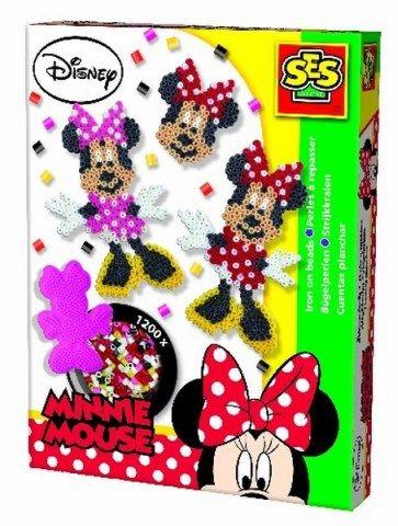SES Zažehlovací korálky Minnie Mouse malá sada cena od 188 Kč