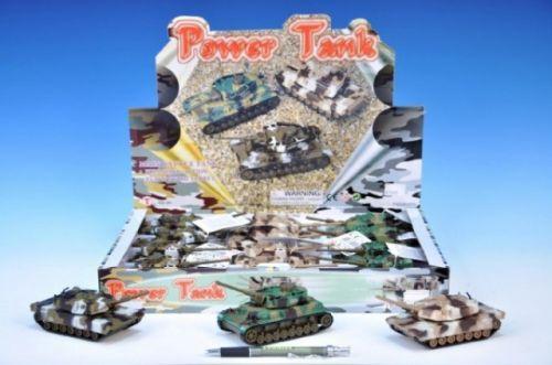 MIKRO TRADING Tank kov s otáčecí hlavní 12 cm cena od 113 Kč