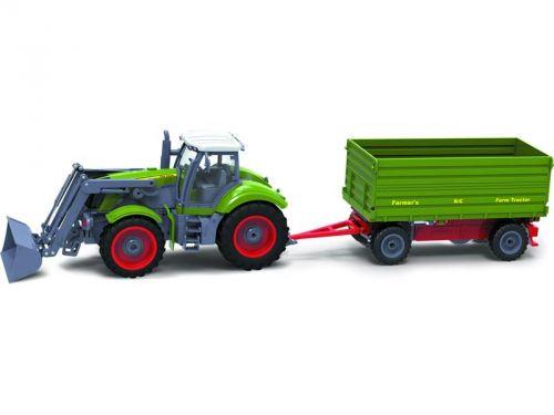 Buddy Toys BRC 28. 610 RC Traktor cena od 725 Kč