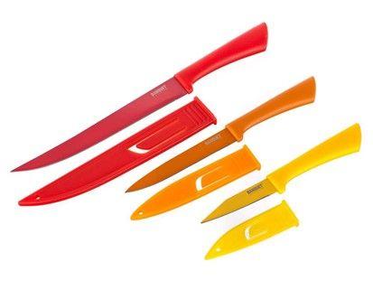BANQUET Flaret Colore sada nožů 3 ks cena od 176 Kč