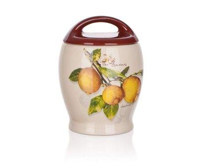 BANQUET Lemon OK dóza 15 cm cena od 152 Kč