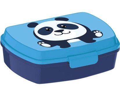 BANQUET Panda Svačinový box cena od 66 Kč