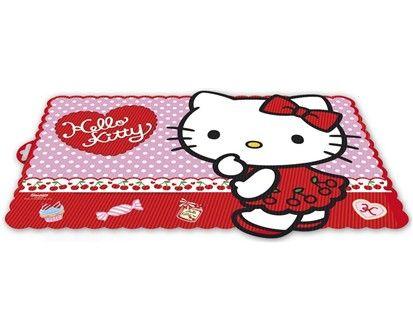BANQUET Hello Kitty prostírání cena od 52 Kč