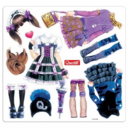 Quercetti Fashion Design Lisbeth cena od 293 Kč