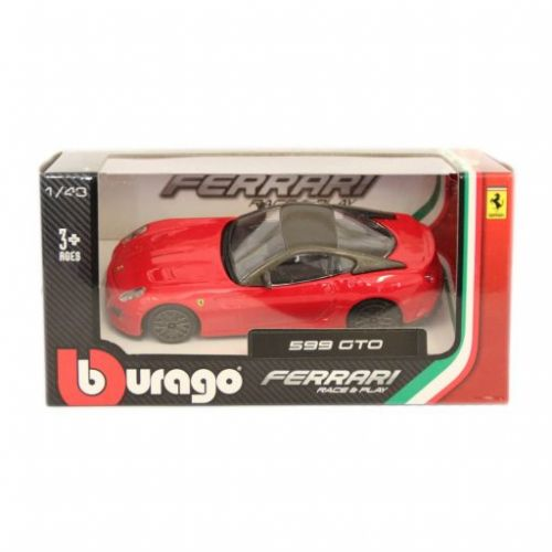 Bburago Ferrari 599 GTO 1/43 cena od 0 Kč