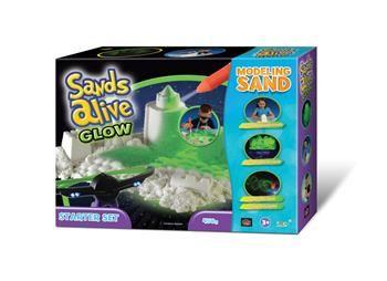 Alltoys Sands Alive! Glow Startovací balení 2720