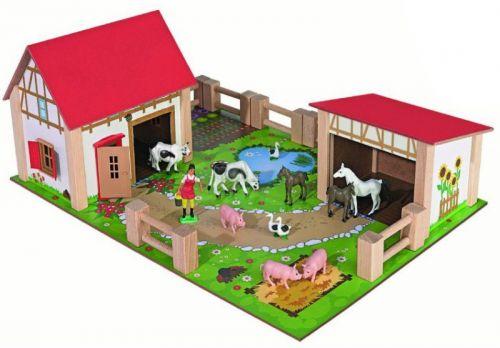 Eichhorn Farma dřevěná cena od 466 Kč