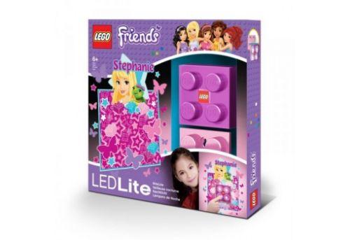 LEGO Friends Stephanie noční světlo cena od 249 Kč