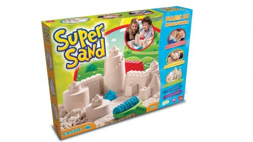Alltoys Super Sand! Hrad cena od 0 Kč