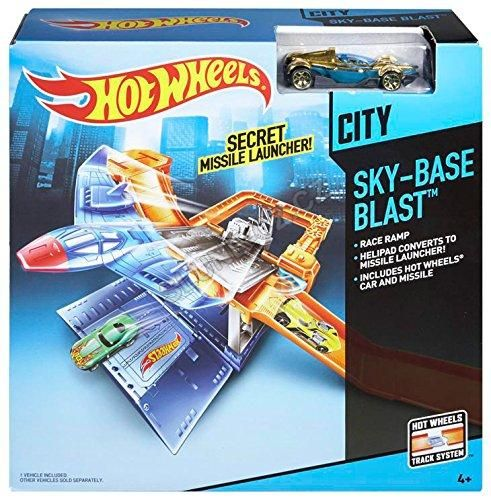 Mattel Hot Wheels SKY-BASE BLAST