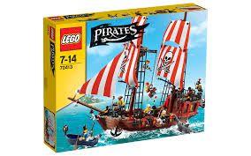 Lego Piráti Loď Bounty 70413