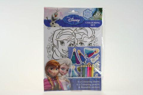 Lamps Kreslící sada Frozen cena od 56 Kč