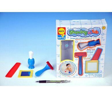 ALEX Doplňky k holení pro děti cena od 31 Kč