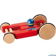 Legler Auto na gumičku Spin-Car čtyřkolka cena od 290 Kč