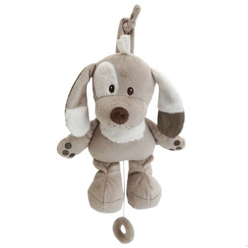 TIAMO DOG MUSIC BOX hrající hračka