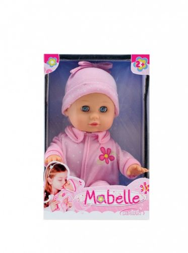 Alltoys Panenka Bambolina Mabelle