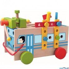 Woody Auto montážní Autobus s nářadím