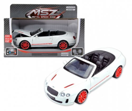 Alltoys Bentley Continental Supersports ISR 1:24 cena od 348 Kč