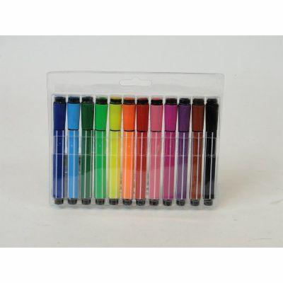 Vizopol Sada fixy 12 barev cena od 0 Kč