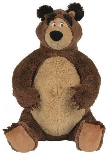 Simba Medvěd plyšový sedící 50 cm cena od 559 Kč
