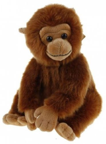 Alltoys Opička plyšová 25 cm cena od 316 Kč
