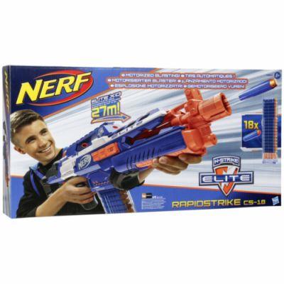 Hasbro Nerf NERF Elite puška na 18 šipek cena od 0 Kč